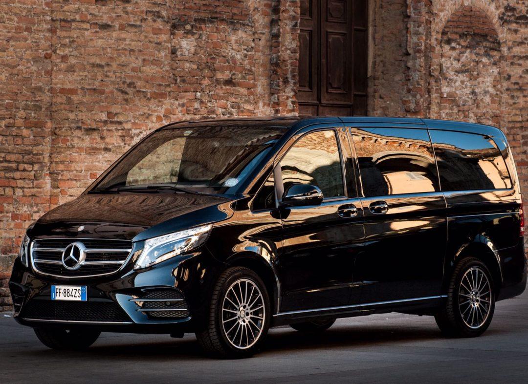 Used Mercedes Sprinter Van >> Mercedes V Class 7 pax - Limousine Italy