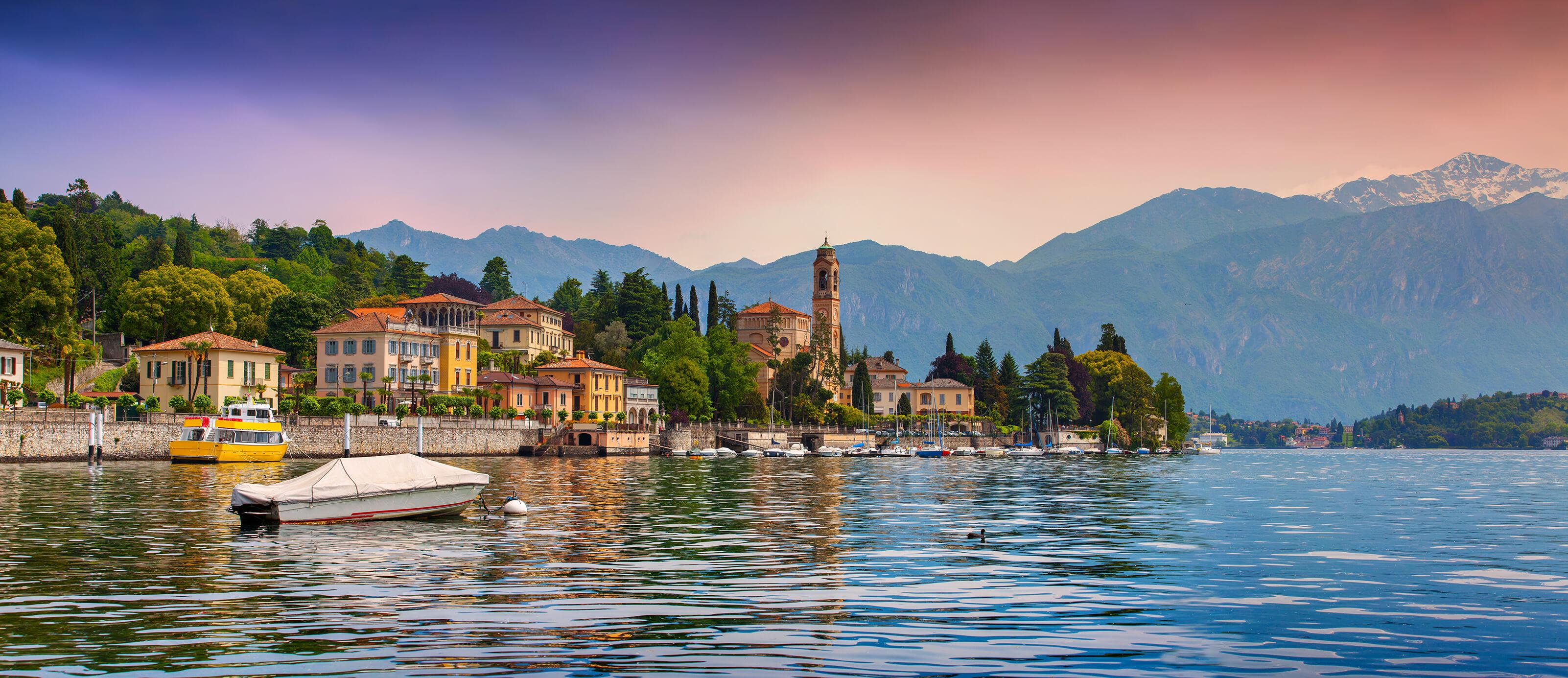 Milan Airport To Lake Como By Car