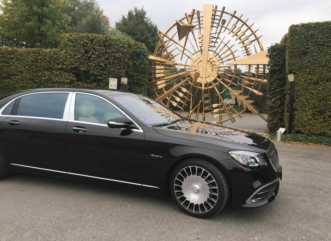 limousine italy service